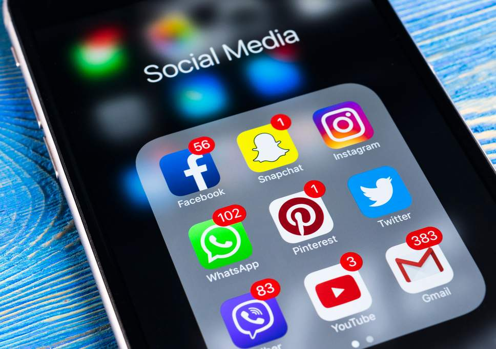 4 most popular social media apps and the security risks associated with them
