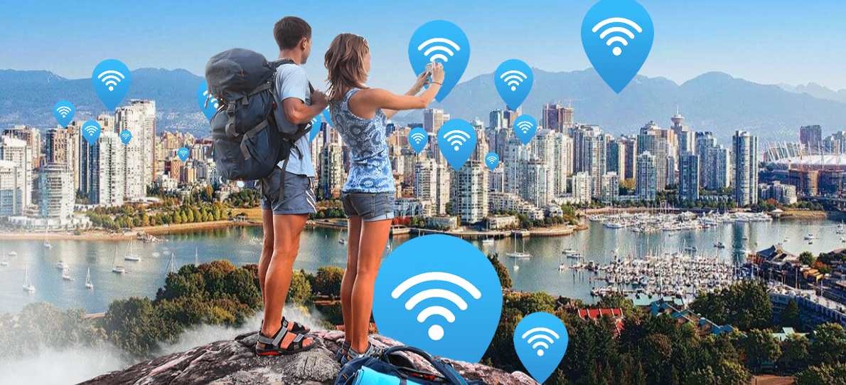 WiFi Map review; forget the no WiFi zone
