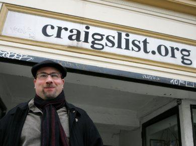 Craigslist Founder Craig Newmark