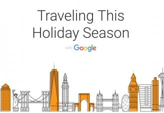 google holiday travel