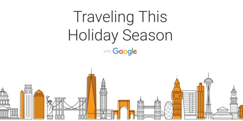 google holiday travel
