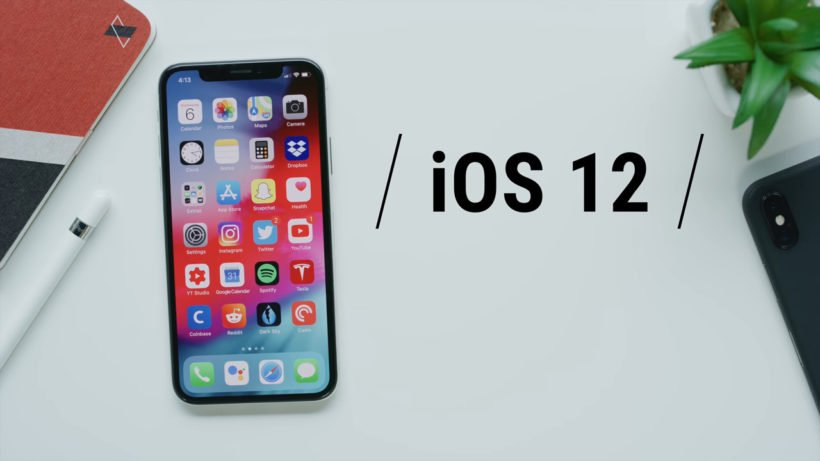 iOS 12 features - TechEngage