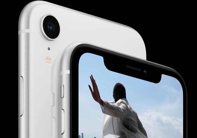 iPhone XR Cameras