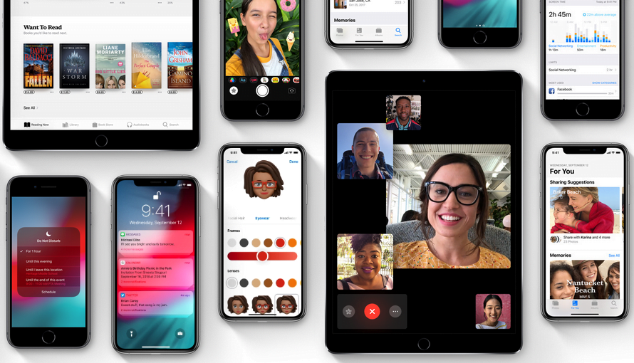 IOS 12 Officially Released: New Features, Compatible Devices and More