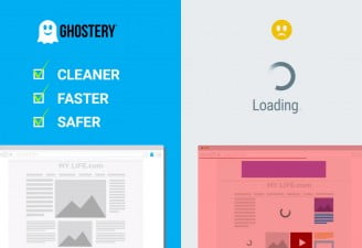 Ghostery mobile browser