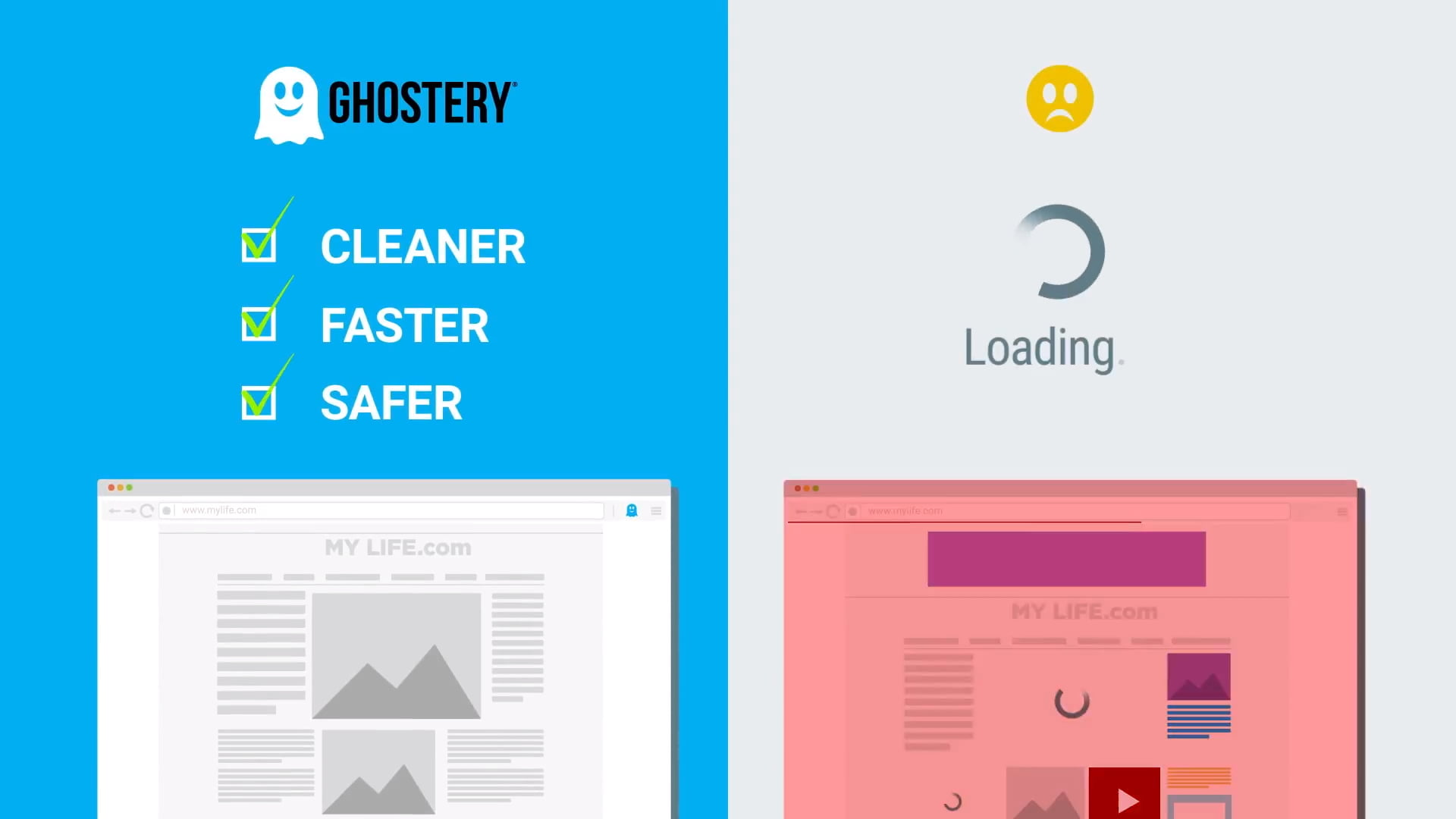 Ghostery released a new version of its mobile browser