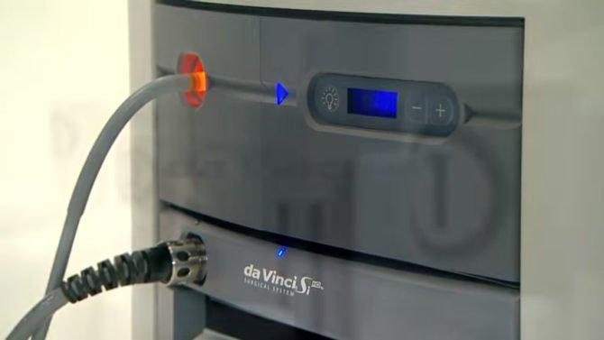 Vinci Si Surgical Robot