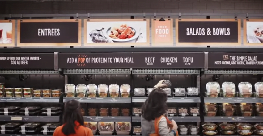 Amazon Go is planning to launch its cashier-less supermarkets in British High streets