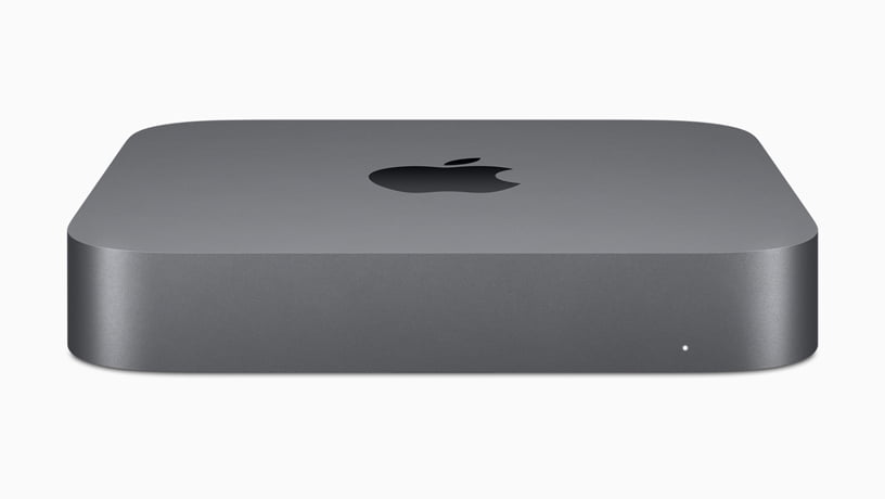Apple finally updated Mac Mini
