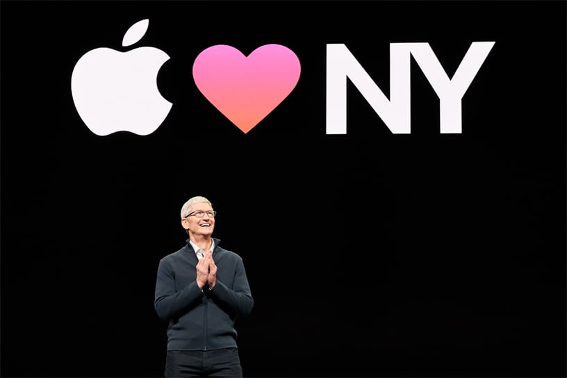 Apple Tim Cook - Apple October Event 2018; Everything Apple announced today!