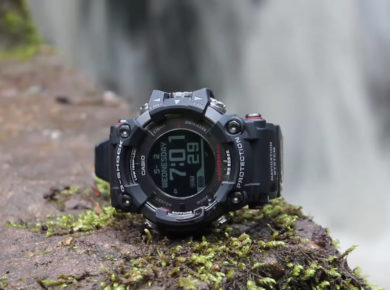Casio Rangeman GPR-B1000 Waterproof