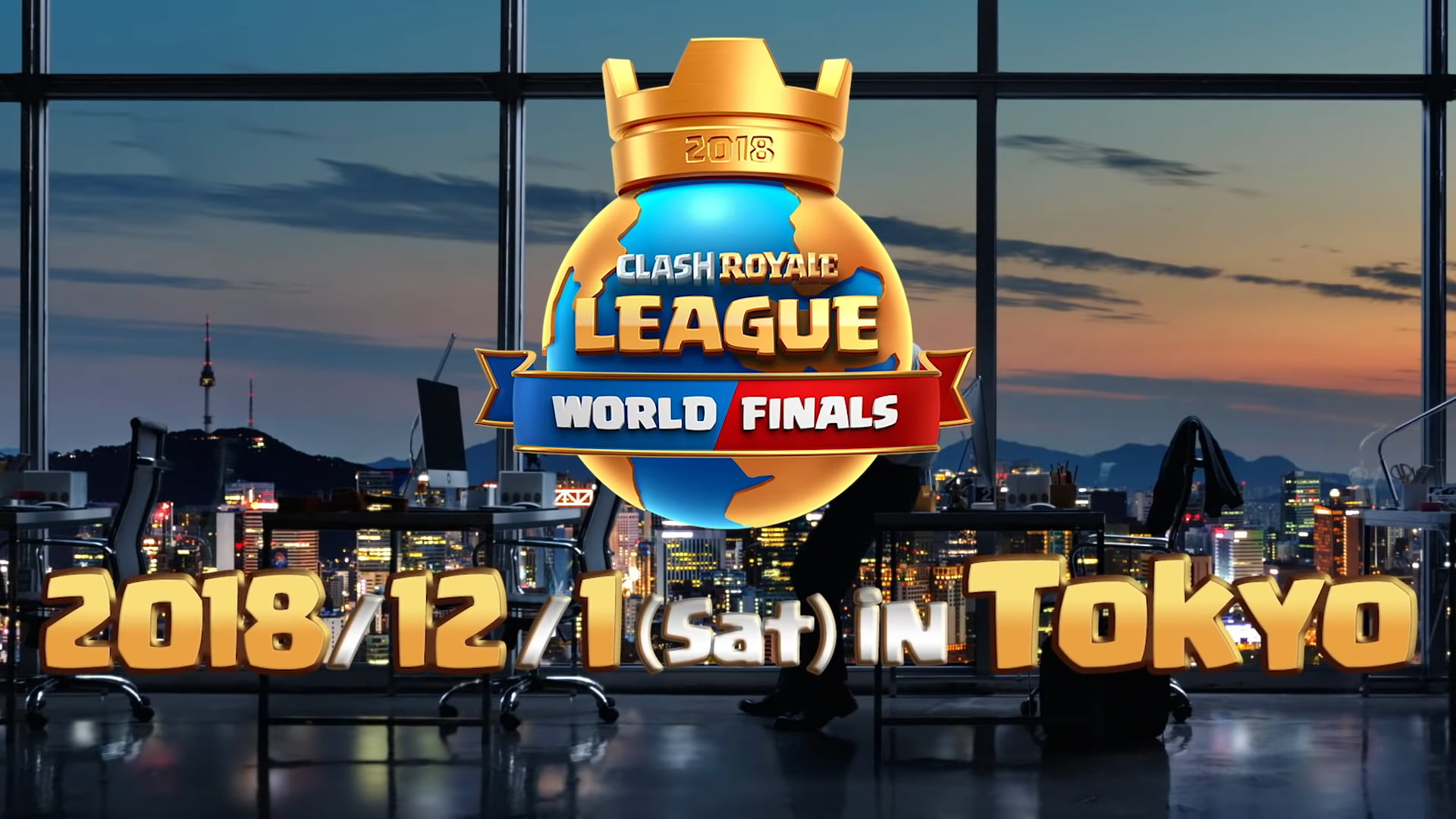 Get excited for Clash Royale League Finals