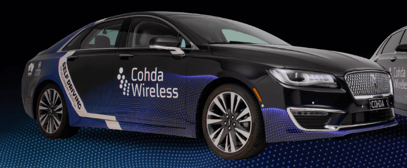 Cohda Wireless started its trials of smart cars on streets