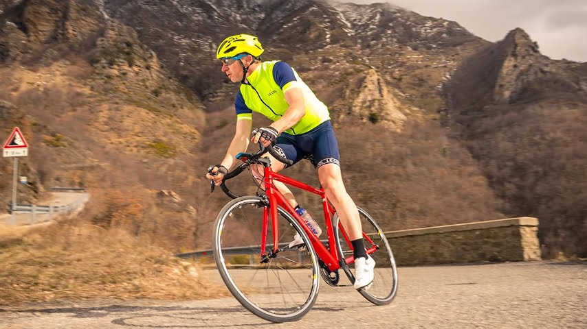 Cycling to Improve Immune System