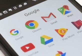 Google's bundle apps