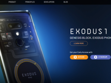 HTC Exodus early purchase