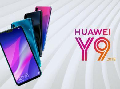 Huawei Y9 2019 Complete Specs