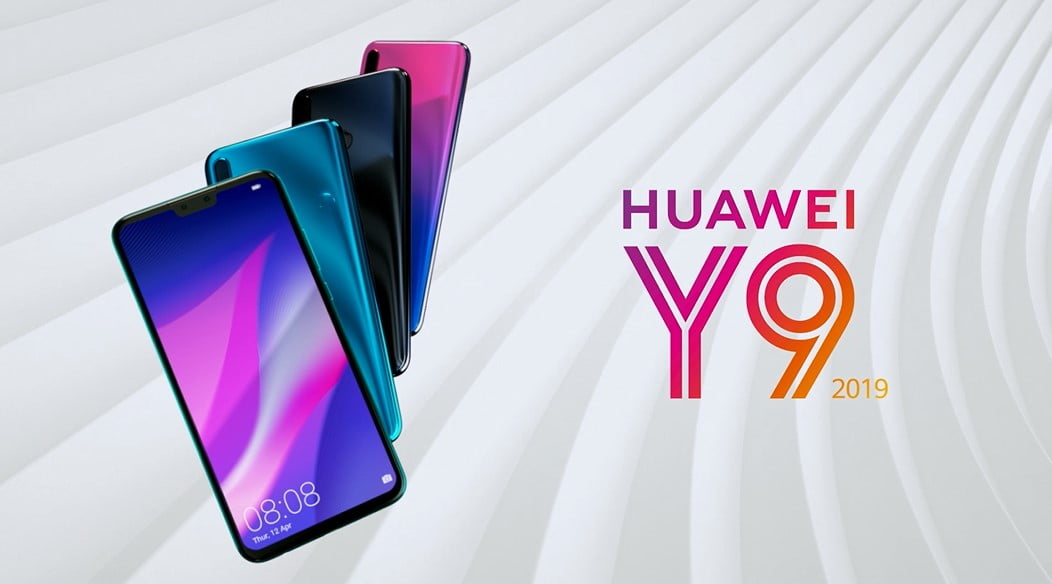 Huawei Y9 2019 Complete Specs