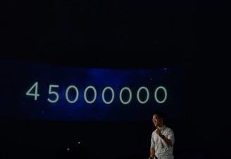 Huawei hits 45 million Enjoy series smartphones in 3 years