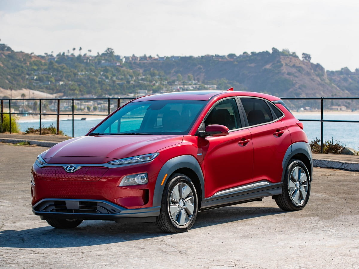 hyundai is set to release kona electric vehicle techengage. Black Bedroom Furniture Sets. Home Design Ideas