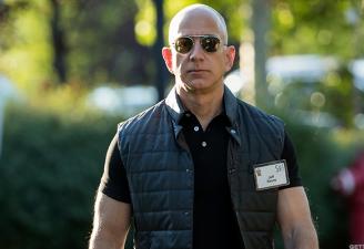 Jeff Bezos file photo