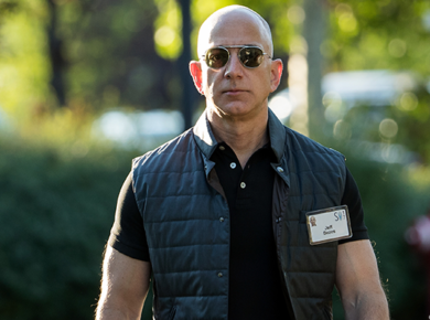 Jeff Bezos is all cool to take JEDI contract of $10B