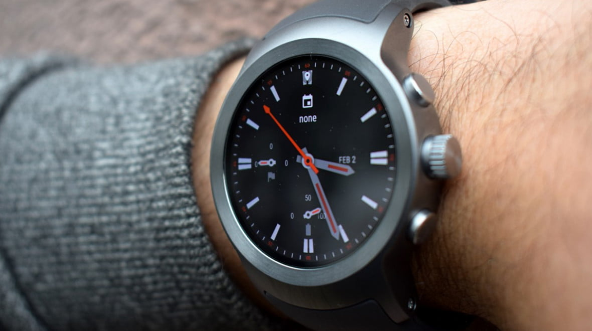 Leak: LG's Hybrid Smartwatch is all set to Launch