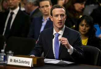 The CEO of Facebook on trial in May.