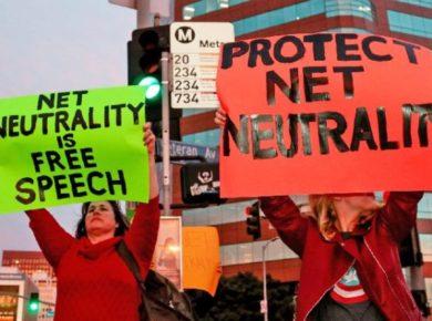 Net neutrality in danger