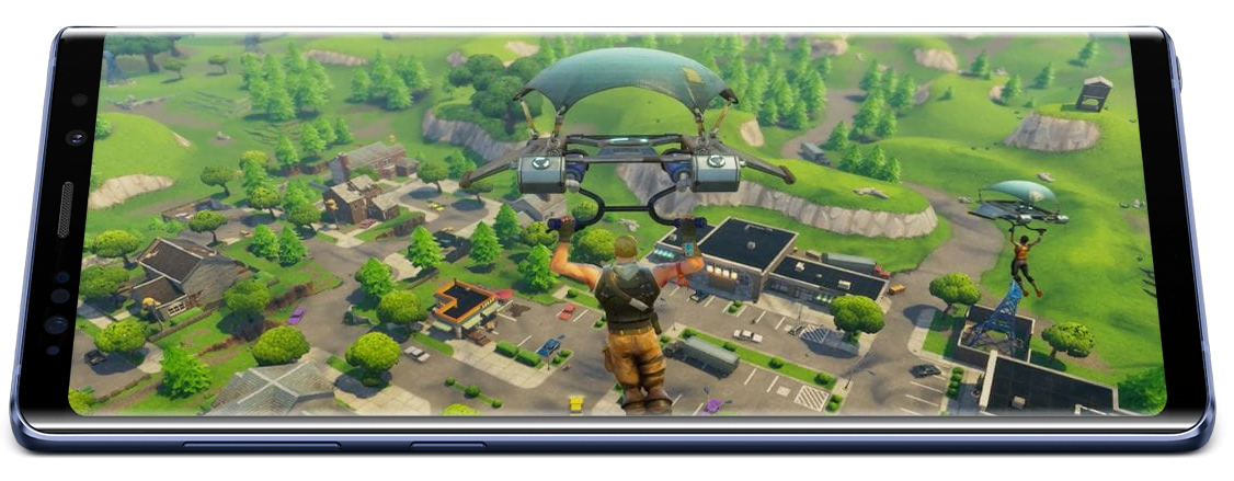 Samsung sent supply drops to Fortnite fans and they are loving it!