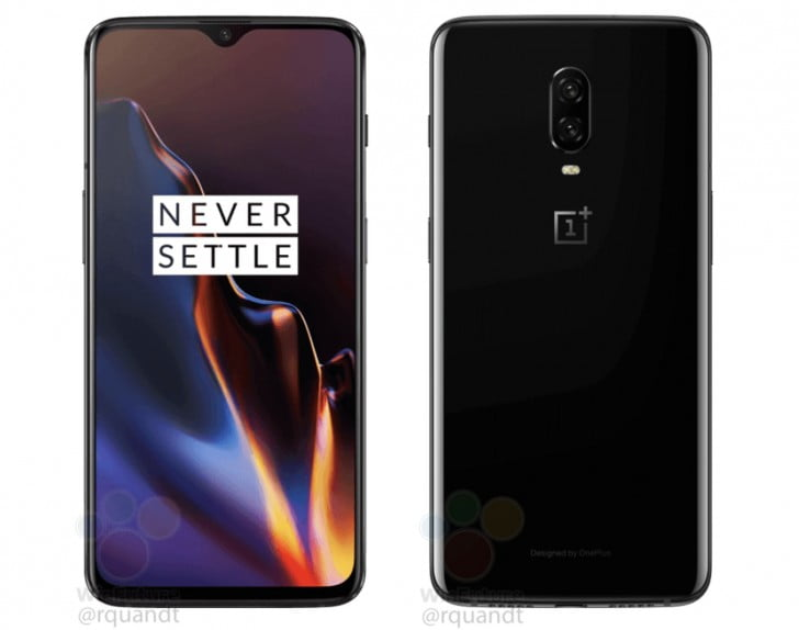 OnePlus 6T - Leaks and Rumors