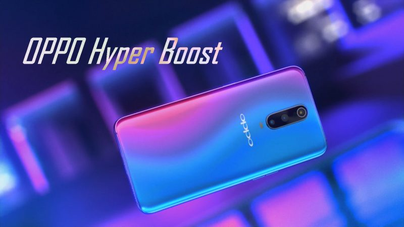Oppo will boost its phones' performance via Hyperboost technology