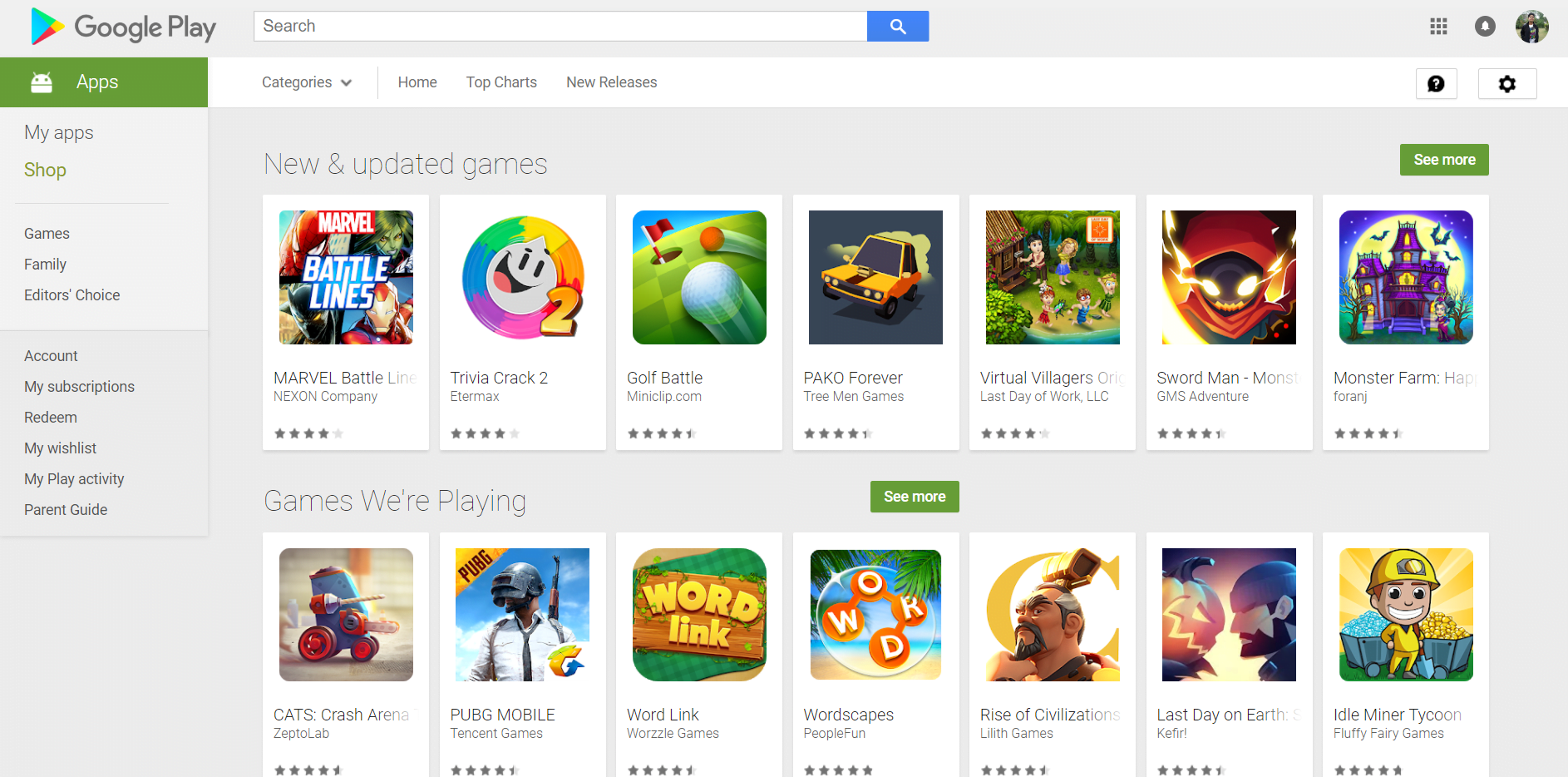 Google Play Pass will give access to paid apps