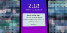 Presidential Alert causes rage in many!