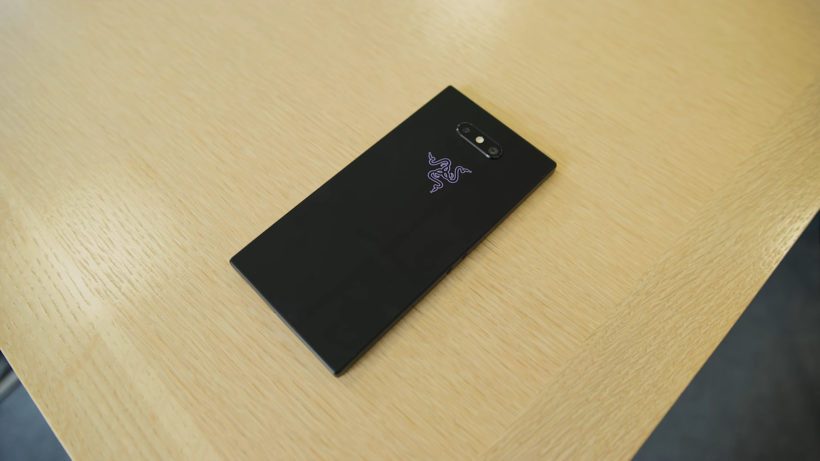 Razer Phone 2 unveiled - IP67 with wireless charging