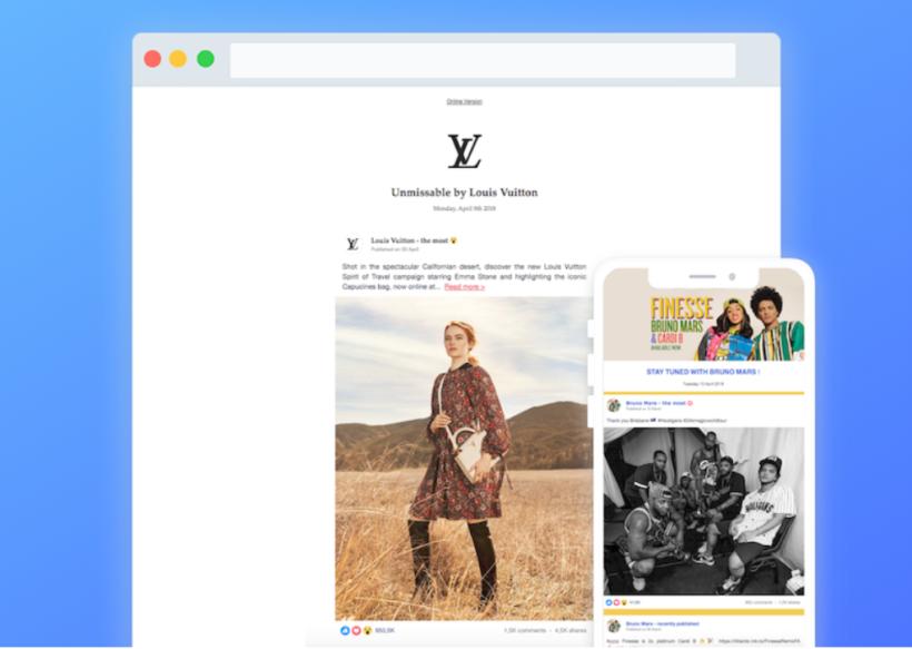 Relike Homepage