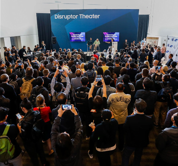 Samsung Developer Conference 2018 registrations now open!
