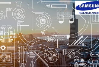 Samsung AI silicon processor chips