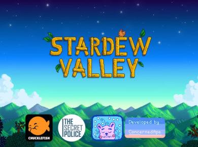 Farming Simulator StarDew Valley