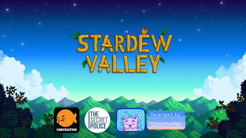 Farming Simulator StarDew Valley