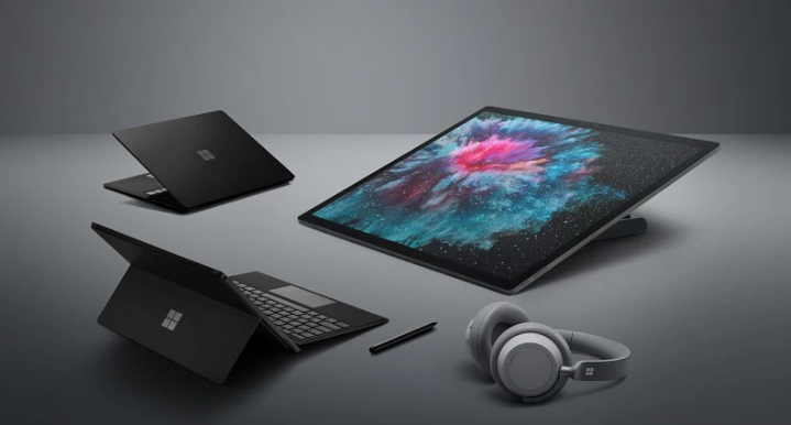 Surface Laptop 2, Surface Studio 2, Surface Headphones, Surface Pro 6 go official