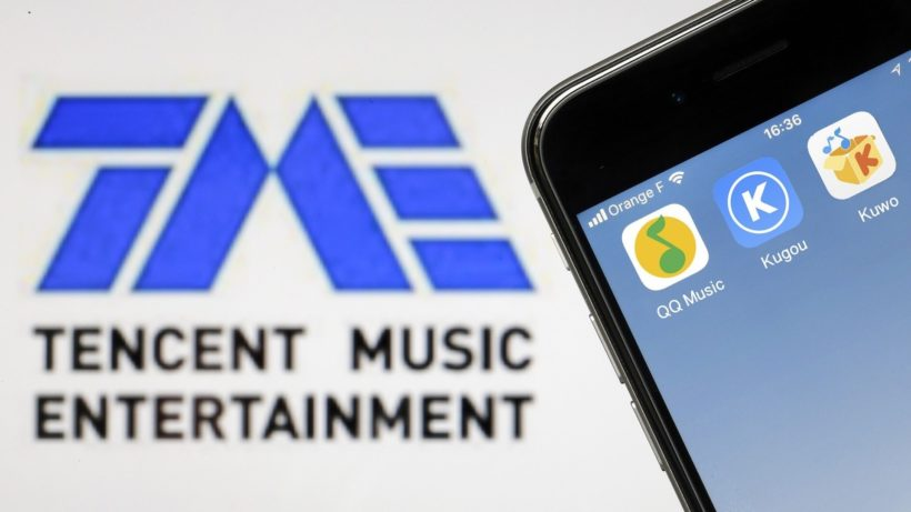 Tencent Music Streaming Service