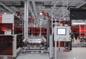 Tesla GigaFactory 3