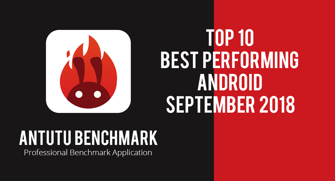 AnTuTu ranked top 10 best performing Android smartphones