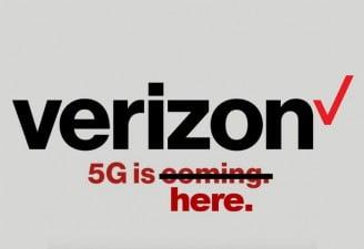 Verizon 5G Home - World's first 5G network