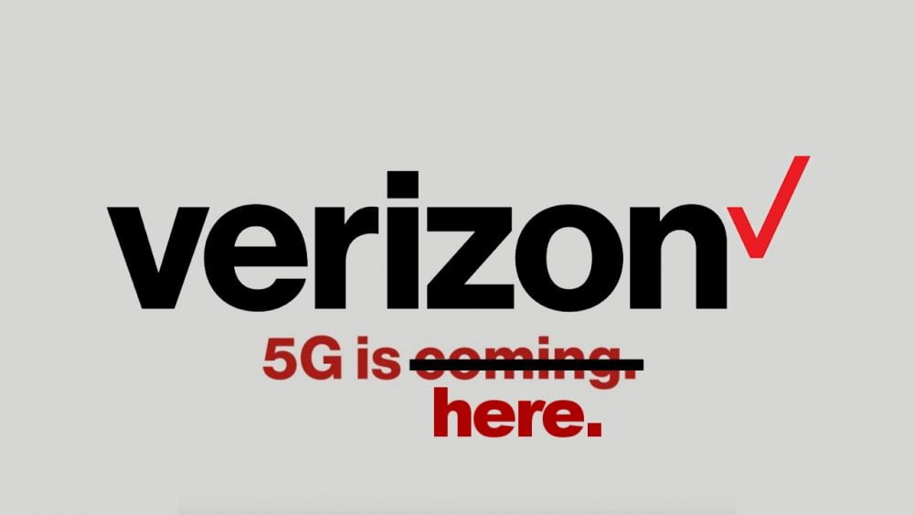 Verizon 5G Home – World's first 5G network