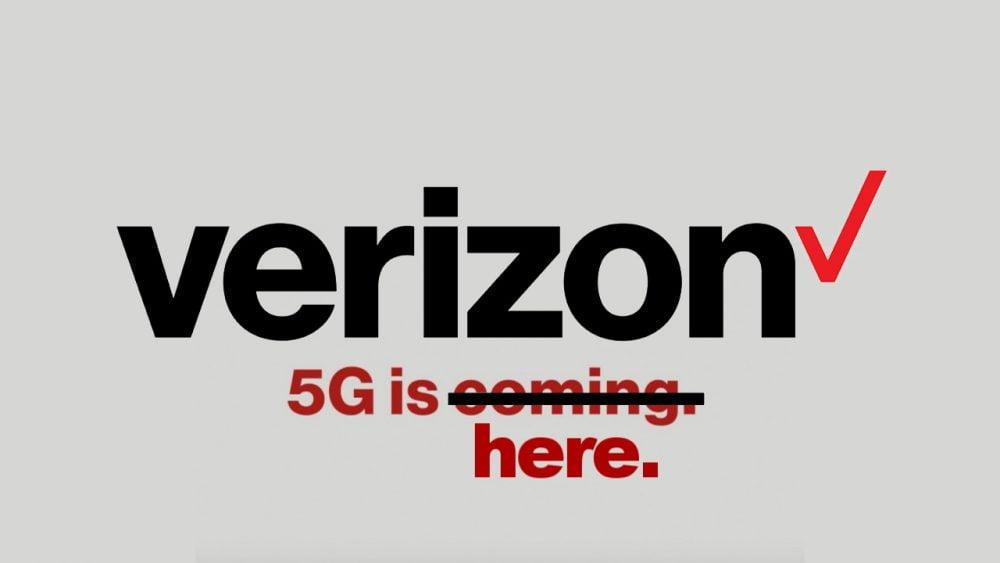 Verizon 5G Home – World's first 5G network