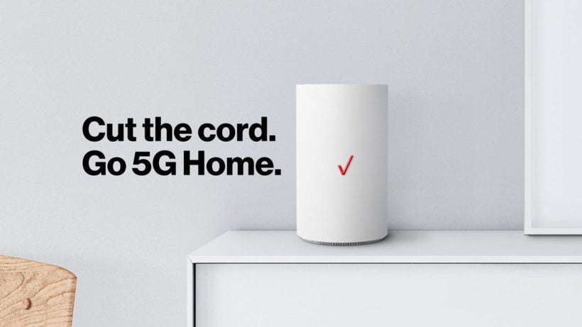 Verizon - World's first 5G network