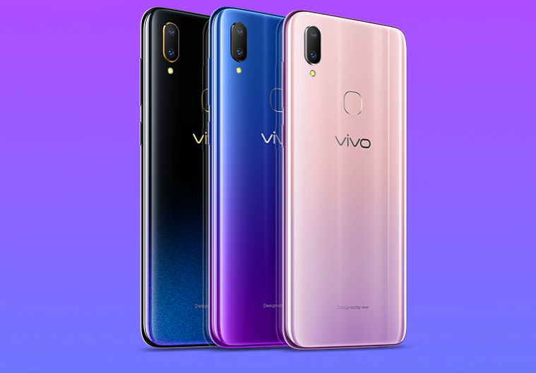 Vivo Z3 Colors