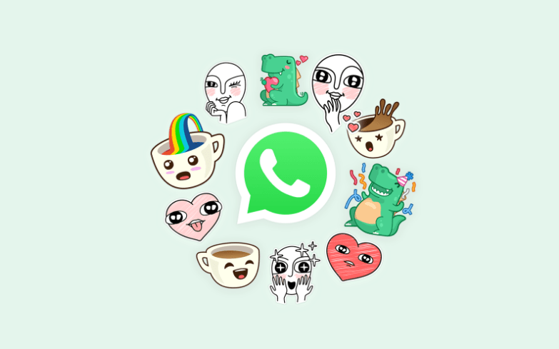 WhatsApp Sticker Feature is out now!
